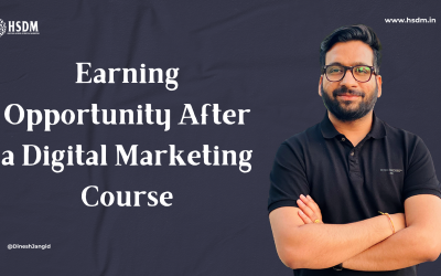 Earning Opportunity After Digital Marketing Course in India – 2022 Edition