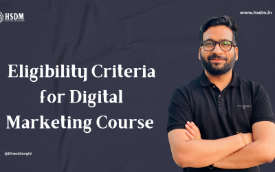 Eligibility Criteria for Digital Marketing Course